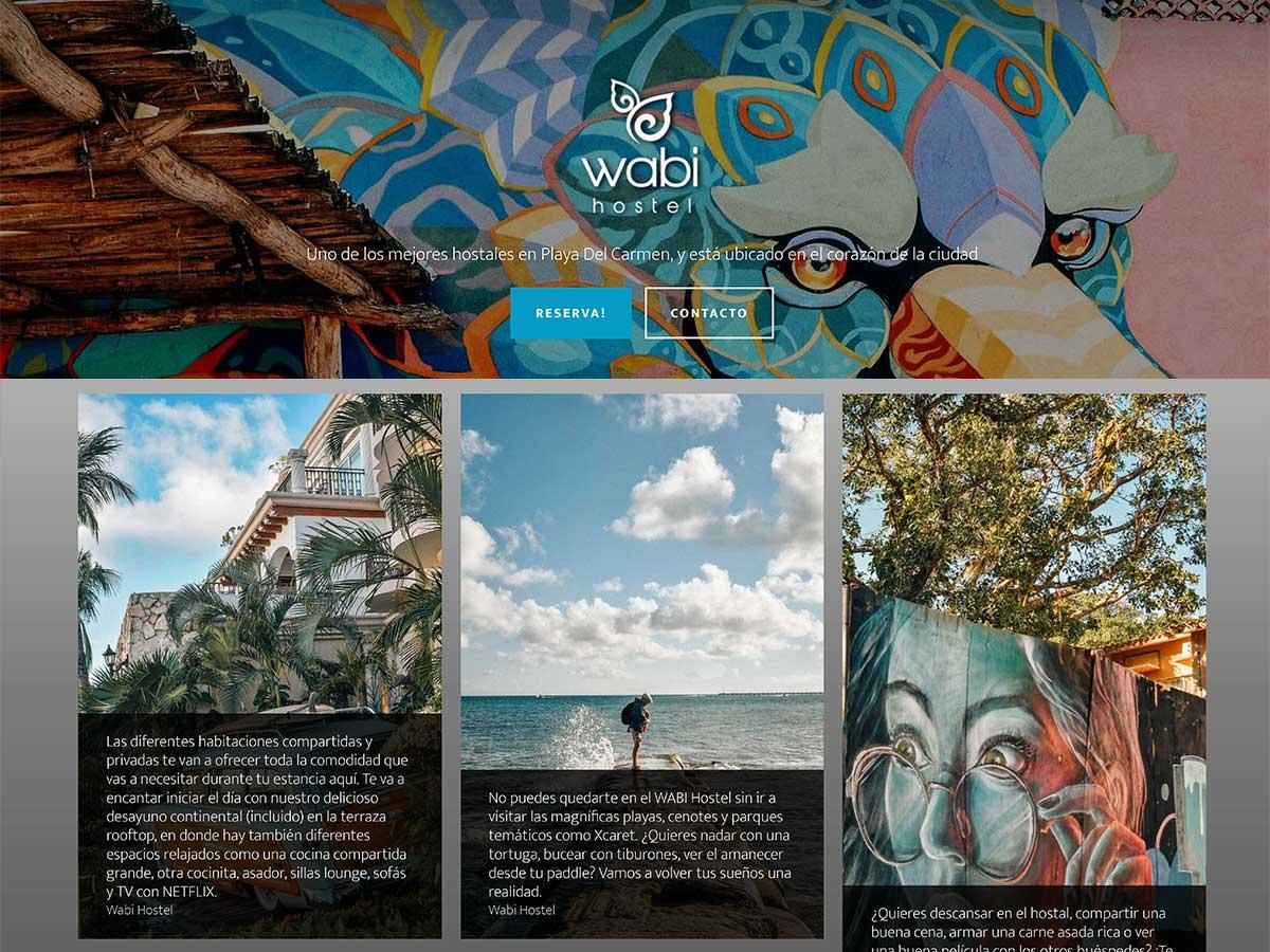 Wabi Hostel Playa Del Carmen